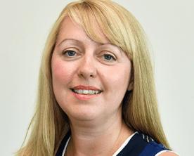Meet the team - Suzanne Tricker